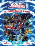 Book Cover Image. Title: Transformers Animated:  The Complete Allspark Almanac, Author: Various