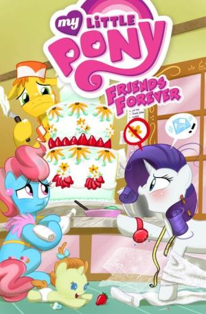 My Little Pony: Friends Forever, Volume 5