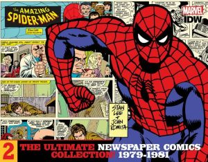The Amazing Spider-Man: The Ultimate Newspaper Comics Collection, Volume 2 (1979-1981)