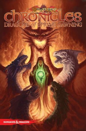 Dragonlance Chronicles, Volume 3: Dragons of Spring Dawning