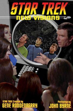 Star Trek: New Visions, Volume 3