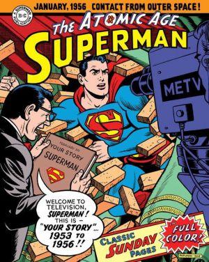 Superman: The Atomic Age Sundays, Volume 2 (1953-1956)