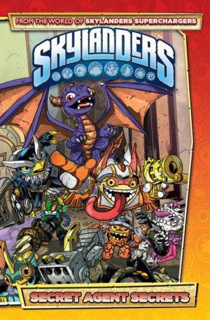 Skylanders: Secret Agent Secrets