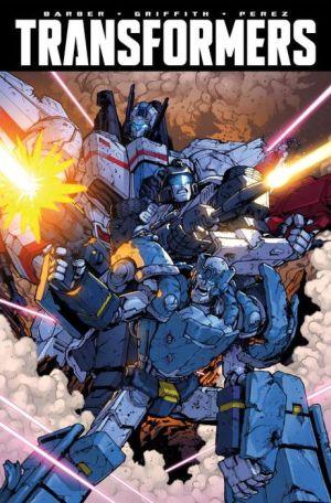 Transformers, Volume 8