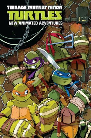 Teenage Mutant Ninja Turtles: New Animated Adventures Omnibus, Volume 1