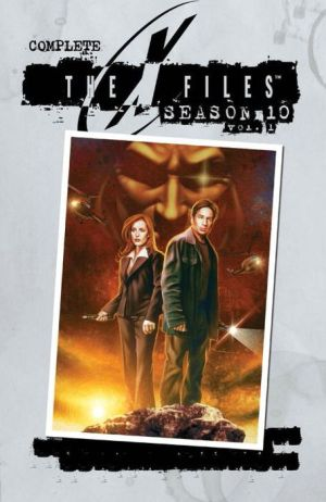 X-Files: Complete Season 10, Volume 1