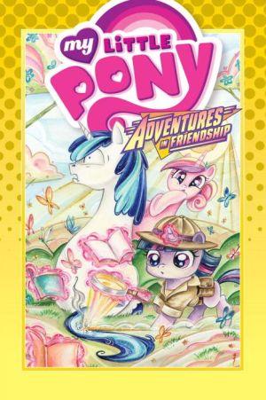 My Little Pony: Adventures in Friendship, Volume 5