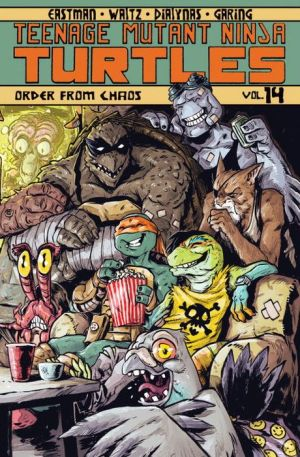 Teenage Mutant Ninja Turtles, Volume 14: Order From Chaos