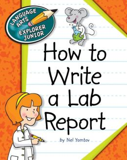 how do i write a book report