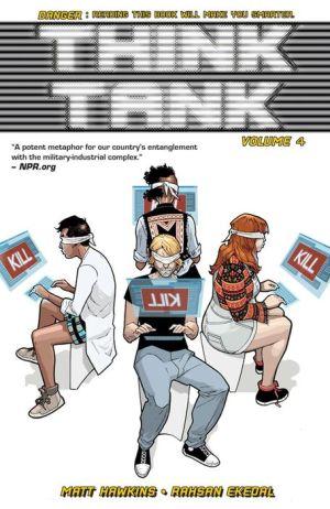 Think Tank, Volume 4