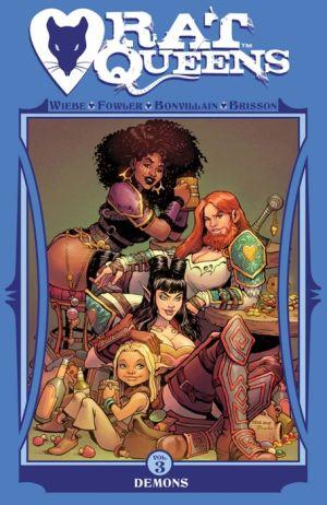 Rat Queens, Volume 3: Demons