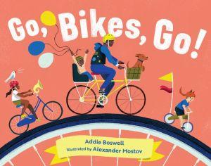 Book Go, Bikes, Go!