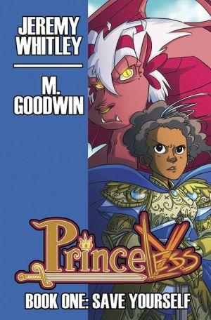 Princeless, Book 1: Deluxe Edition Hardcover