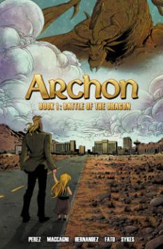Archon Book 1: Battle of the Dragon