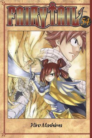 Fairy Tail, Volume 54