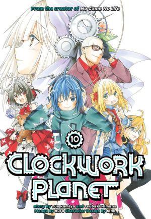 Book Clockwork Planet 10