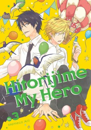 Book Hitorijime My Hero 3|Paperback