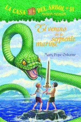 El Verano de La Serpiente Marina #31