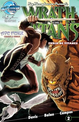 Wrath of the Titans #2 - Spanish Edition