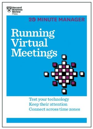 Running Virtual Meetings