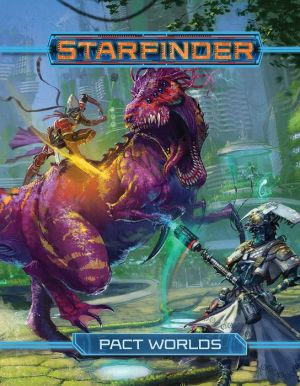 Book Starfinder Roleplaying Game: Pact Worlds