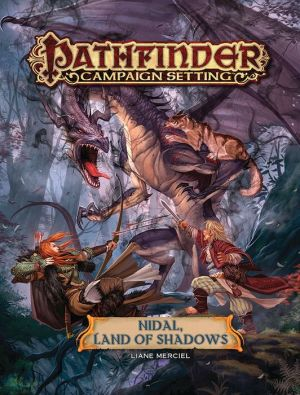 Book Pathfinder Campaign Setting: Nidal, Land of Shadows