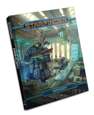 Book Starfinder Roleplaying Game: Armory