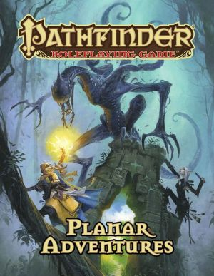 Book Pathfinder Roleplaying Game: Planar Adventures