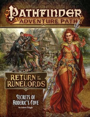 Pathfinder Adventure Path: Secrets of Roderick's Cove (Return of the Runelords 1 of 6)
