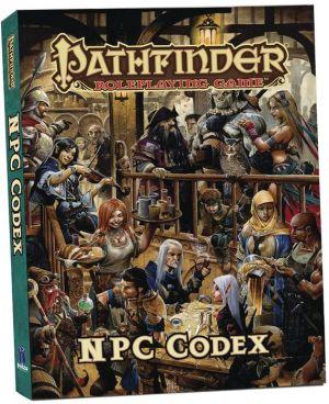 Pathfinder Roleplaying Game: NPC Codex Pocket Edition