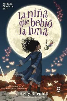 Book La nina que bebio la Luna
