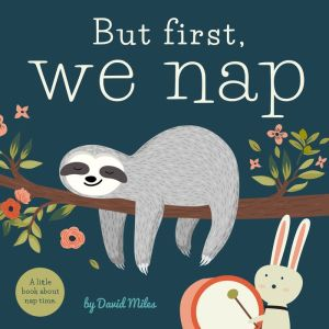 Book But First, We Nap: A Little Book About Nap Time