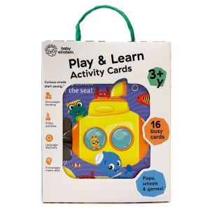 Baby Einstein Play & Learn Ocean Activity Cards