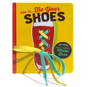 How To...Tie Your Shoes: Lake Press Activity Book