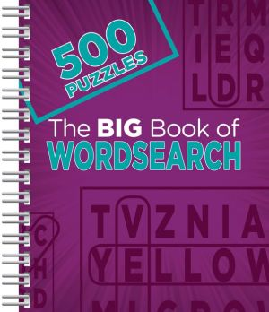 Book The Big Book of Wordsearch: 500 Puzzles