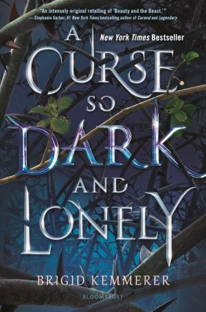 Book A Curse So Dark and Lonely