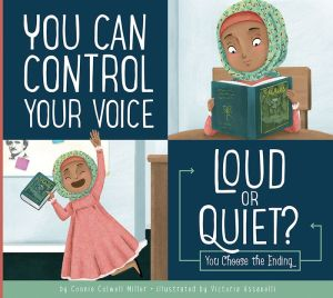 You Can Control Your Voice: Loud or Quiet?