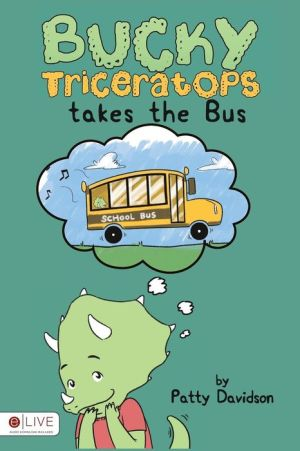 Bucky Triceratops takes the Bus
