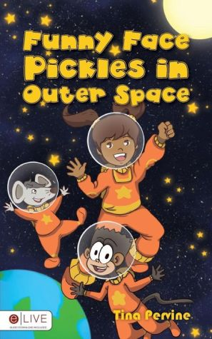 Funny Face Pickles in Outer Space