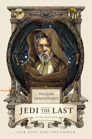 Book William Shakespeare's Jedi the Last: Star Wars Part the Eighth
