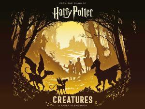 Book Harry Potter: Creatures: A Paper Scene Book