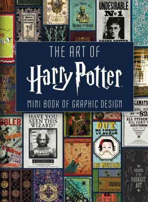Book The Art of Harry Potter: Mini Book of Graphic Design