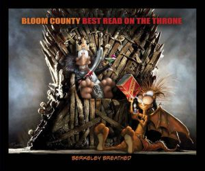 Book Bloom County: Best Read On The Throne