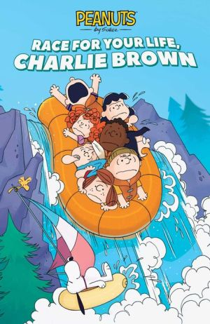 Book Race for Your Life, Charlie Brown!