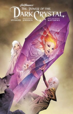 Jim Henson's Power of the Dark Crystal Vol. 3