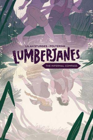 Book Lumberjanes Original Graphic Novel: The Infernal Compass