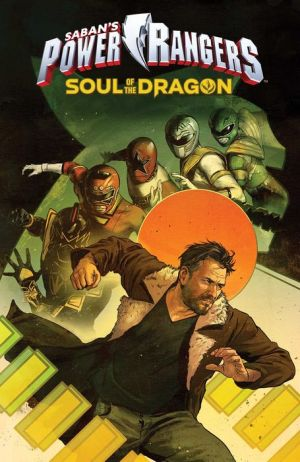 Book Saban's Power Rangers: Soul of the Dragon