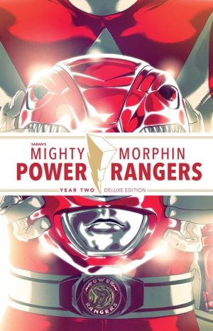 Book Mighty Morphin Power Rangers Year Two Deluxe Edition