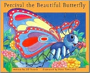 Percival the Beautiful Butterfly (Sparkle Books Series)