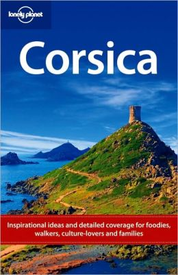 Lonely Planet Corsica